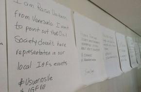 เวิร์กช็อปเตรียมความพร้อมให้คณะผู้แทนฟรีดอมเฮาส์ในเวที Internet Governance Forum 2015